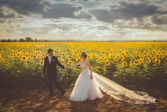 sunflower wedding meaning